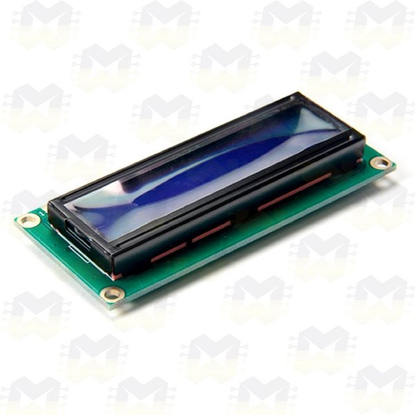 Display LCD 16x2 com Backlight Azul