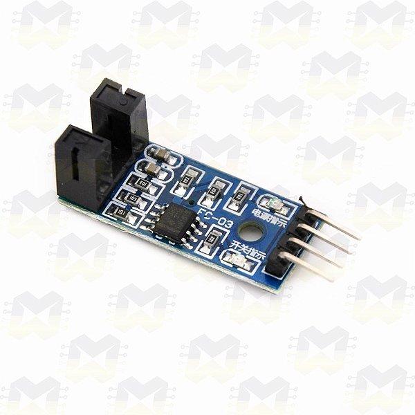 Sensor de Velocidade (Encoder) / Chave Óptica 5mm