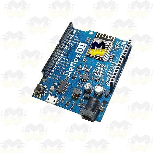 Wemos D1 WiFi ESP8266 ESP-12E