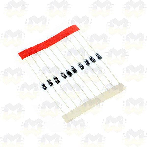Diodo Retificador 1N4007 (10 unidades)