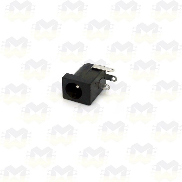 Conector Jack P4 2.1mm Fêmea
