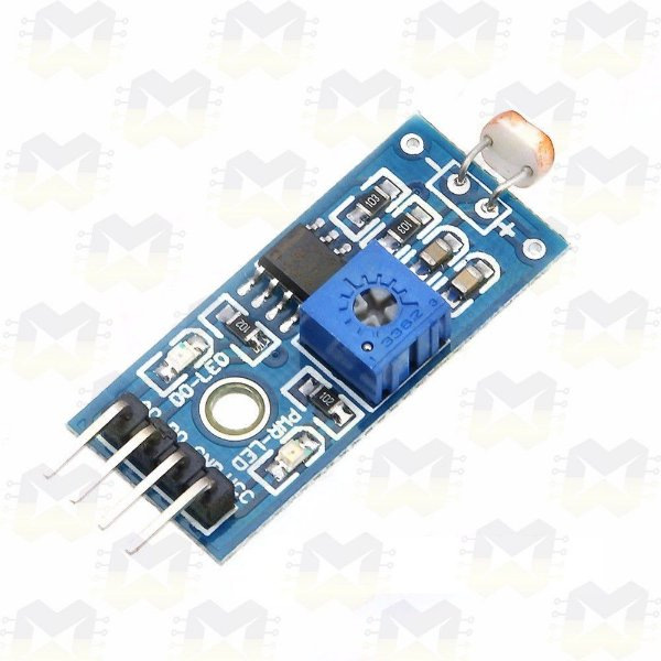 Módulo Fotoresistor (Sensor) LDR
