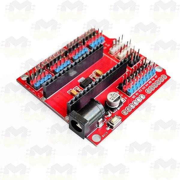 Shield Expansor para Arduino Nano
