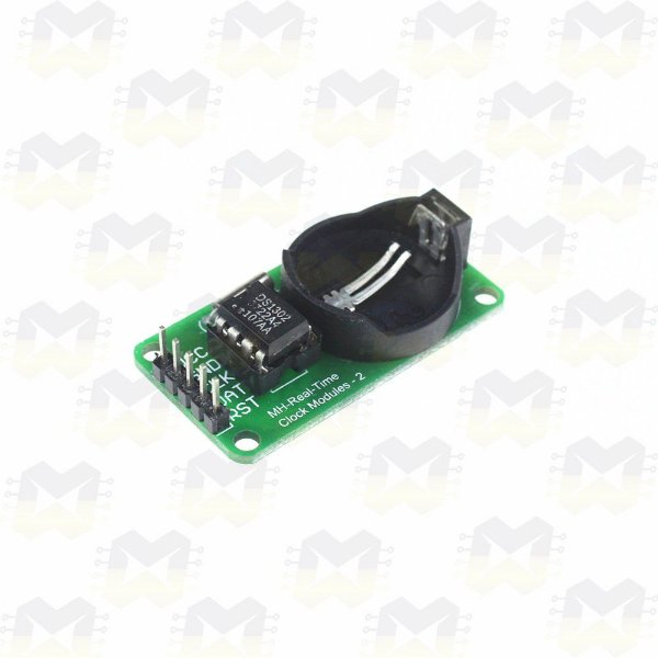 Módulo Real Time Clock RTC DS1302