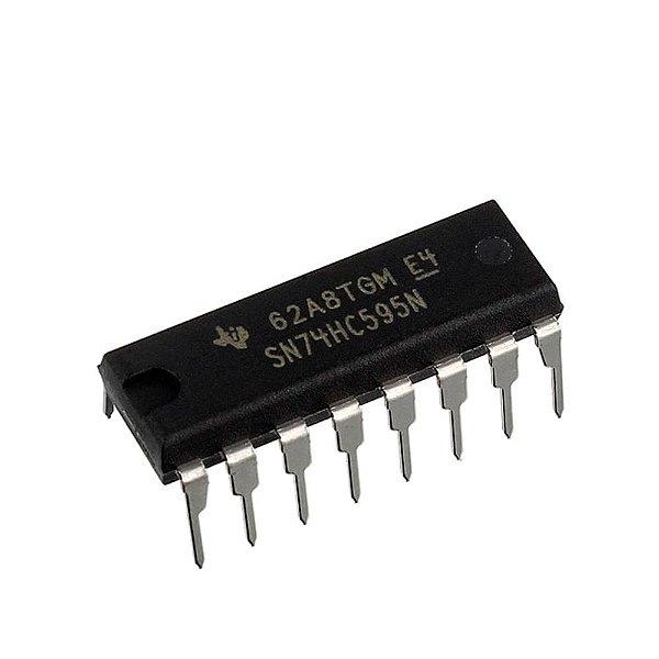 74HC595 Shift Register