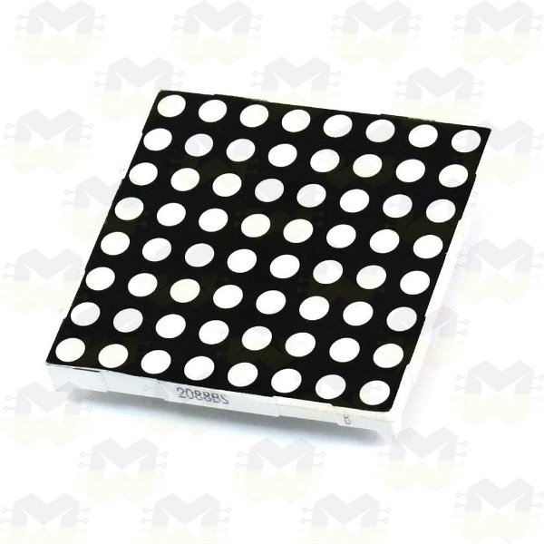 Matriz de Led 5mm 8x8