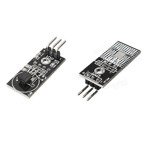 Módulo Sensor de Temperatura DS18B20