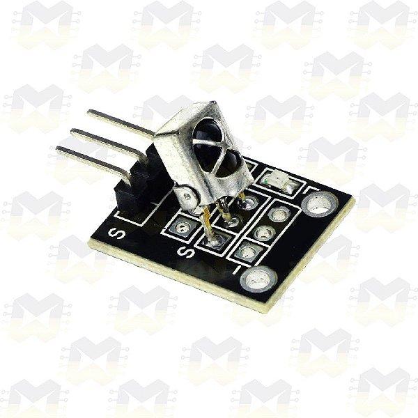 Módulo Fotorreceptor / Receptor IR VS1838B KY-022