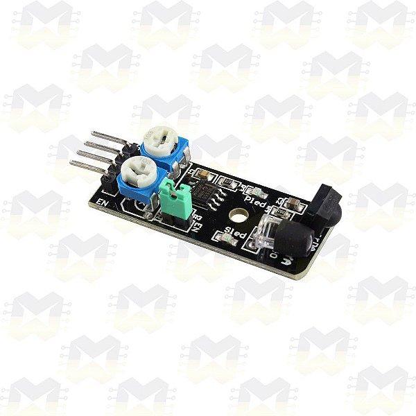 Módulo Sensor Infravermelho Reflexivo de Obstáculo KY-032