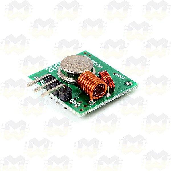Módulo Transmissor Wireless RF 315MHz