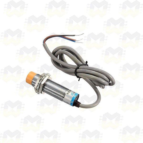 Sensor Capacitivo NPN de Proximidade - LJC18A3-H-Z/BX