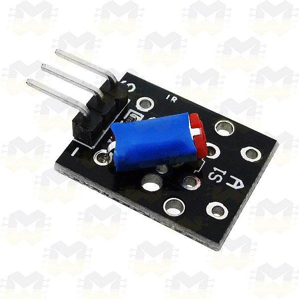 Módulo Sensor (Detector) de Inclinação - KY-020