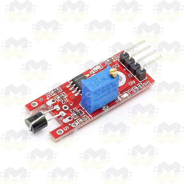 Sensor (Detector) de Toque KY-036