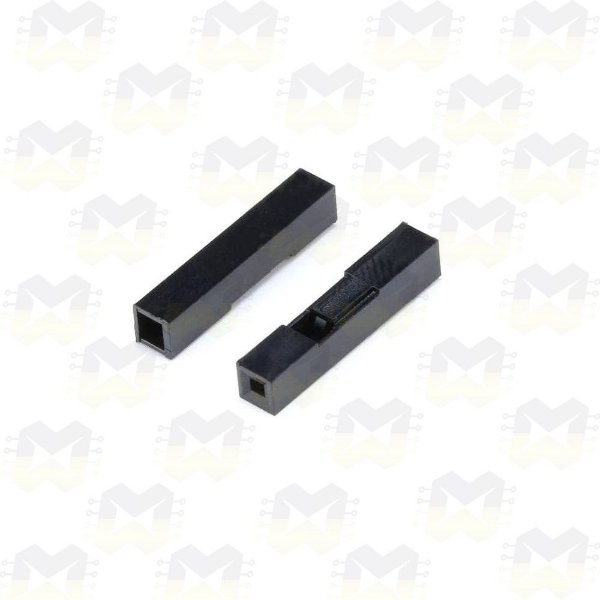 Encapsulamento 1x1 para Wire Jumper (10 unidades)