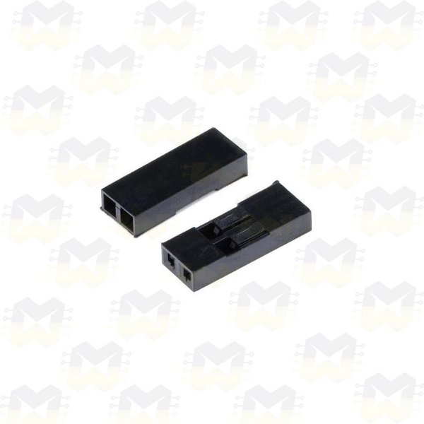Encapsulamento 2x1 para Wire Jumper (10 unidades)