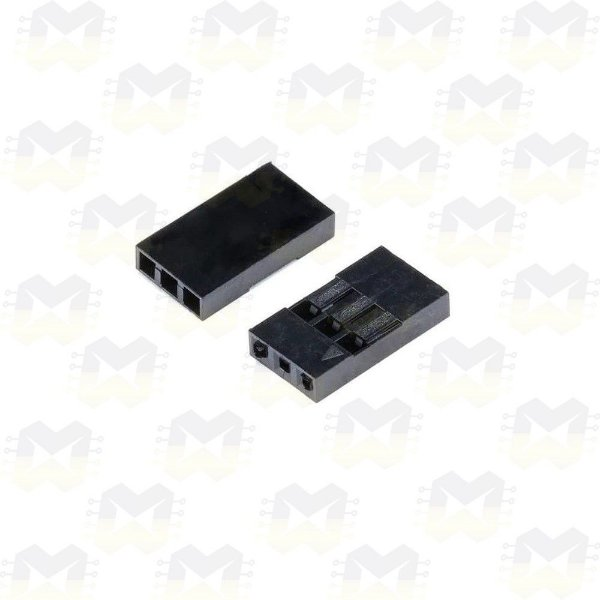 Encapsulamento 3x1 para Wire Jumper (10 unidades)