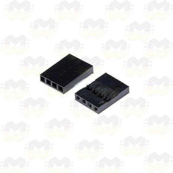 Encapsulamento 4x1 para Wire Jumper (10 unidades)
