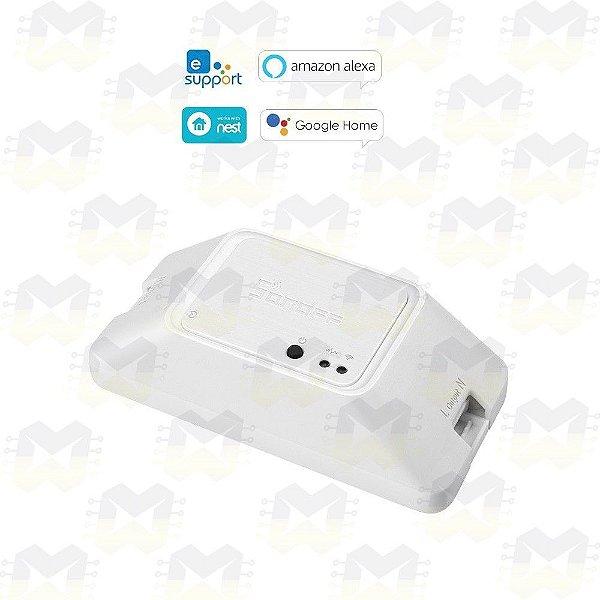 Sonoff RFR3 Relé WiFi RF 433MHz Interruptor Inteligente