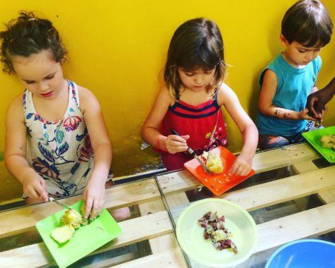 Descobertas Culinárias na Casa do Brincar (SÃO PAULO)