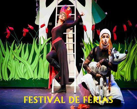 TEATRO INFANTIL: RAPUNZEL - FESTIVAL DE FÉRIAS (Quintas feitas de Janeiro em São Paulo)