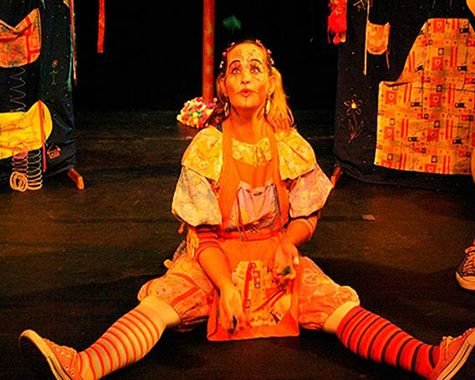 Teatro infantil: Se Essa Rua Fosse Minha - Espetáculo de Brincar (Centro de SP)