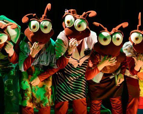 Teatro infantil: As Formiguinhas - Defendendo a Natureza (Zona Oeste)