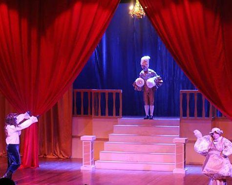 Teatro infantil: A Bela e a Fera