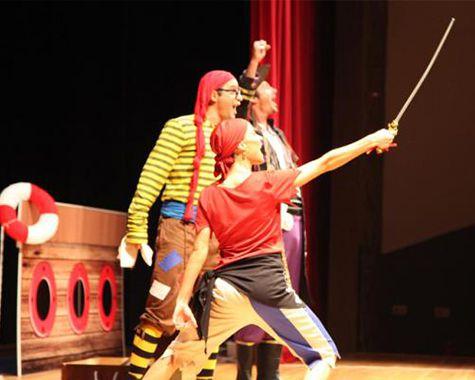 Teatro infantil: Piratas do Caramba (Zona Oeste)