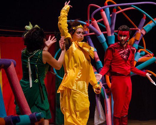Teatro infantil: Flicts (Zona Oeste)