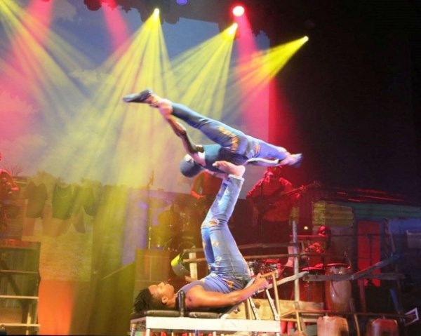 Cirque La Force - Reverie Wonderworld (Zona Norte)