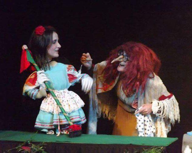 Teatro infantil: João e Maria