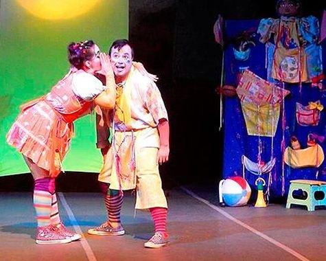 Teatro infantil: Se Essa Rua Fosse Minha - Espetáculo de Brincar (SÃO PAULO)