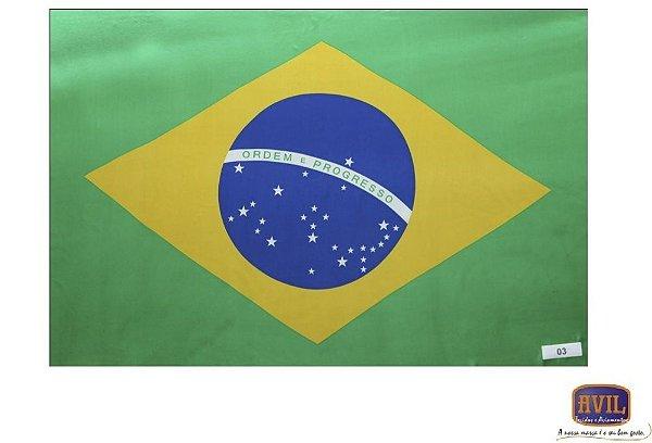 Cetim Bandeira do Brasil