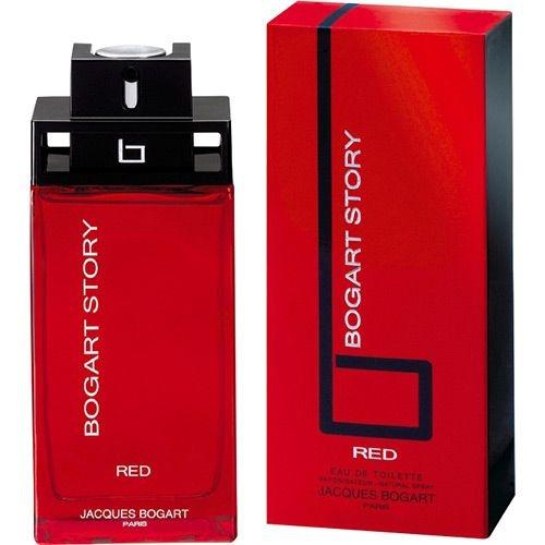 Perfume Bogart Story Red Masculino Eau de Toilette 100ml