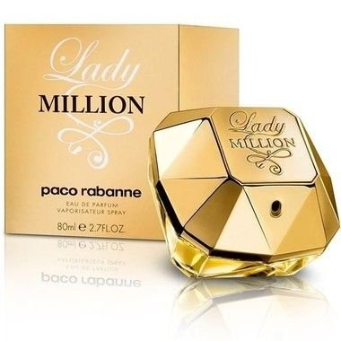Perfume Lady Million Feminino Eau de Parfum