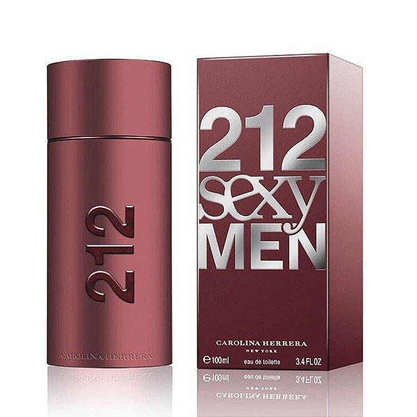 Perfume 212 Sexy Men Masculino Eau de Toilette