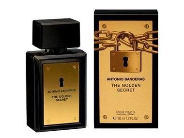 The Golden Secret Masculino Eau de Toilette
