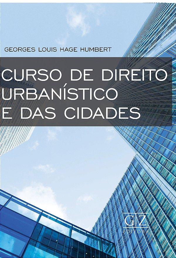 Curso de Direito Urbanístico e das Cidades