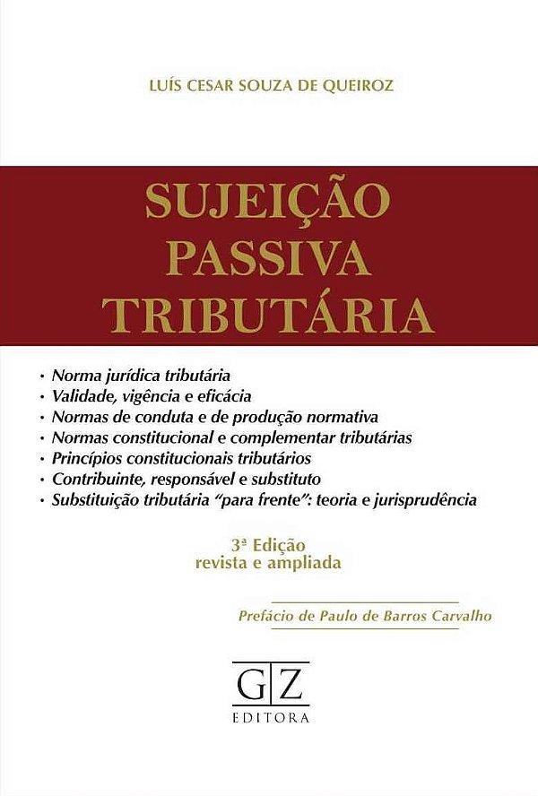 SUJEIÇÃO PASSIVA TRIBUTÁRIA