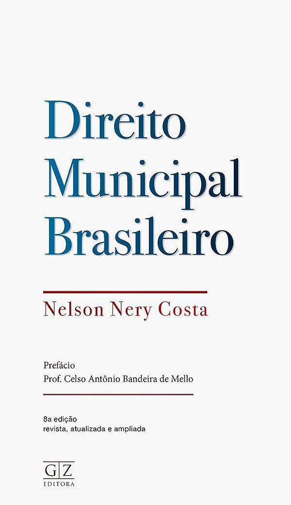 Direito Municipal Brasileiro