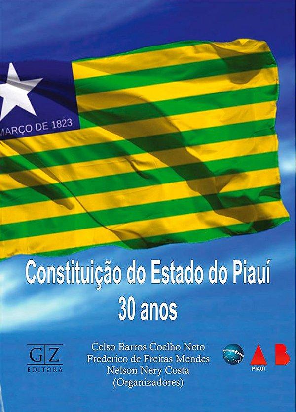 Constituição do Estado do Piauí – 30 anos