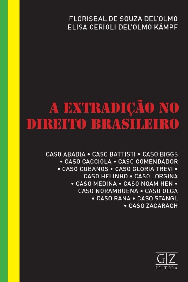 A Extradição no Direito Brasileiro