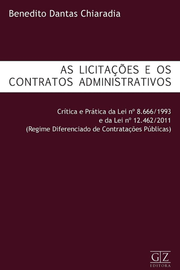 As Licitações e os Contratos Administrativos