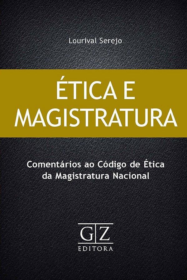 ÉTICA E MAGISTRATURA