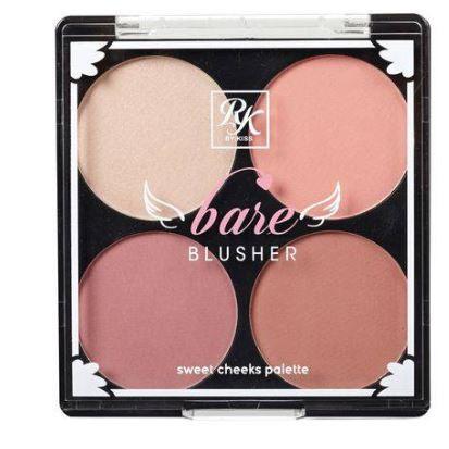 Blush Palette - Cor: Baring Bare
