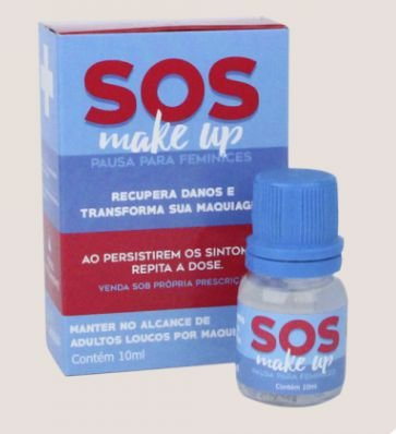 SOS MAKE UP - PAUSA PARA FEMINICES