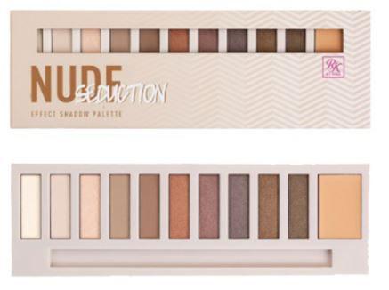 Paleta Nude Seduction
