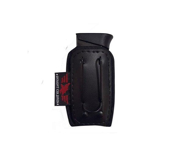 Porta Carregador Velado Duplo Para G2c, 838c, Ts9c
