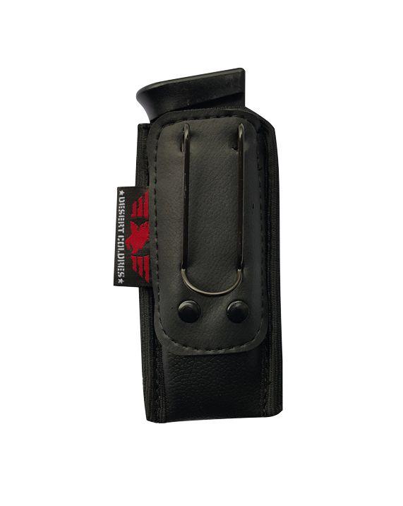 Porta Carregador Velado Pistola 938, PT58, G25, 840, 838, TS9