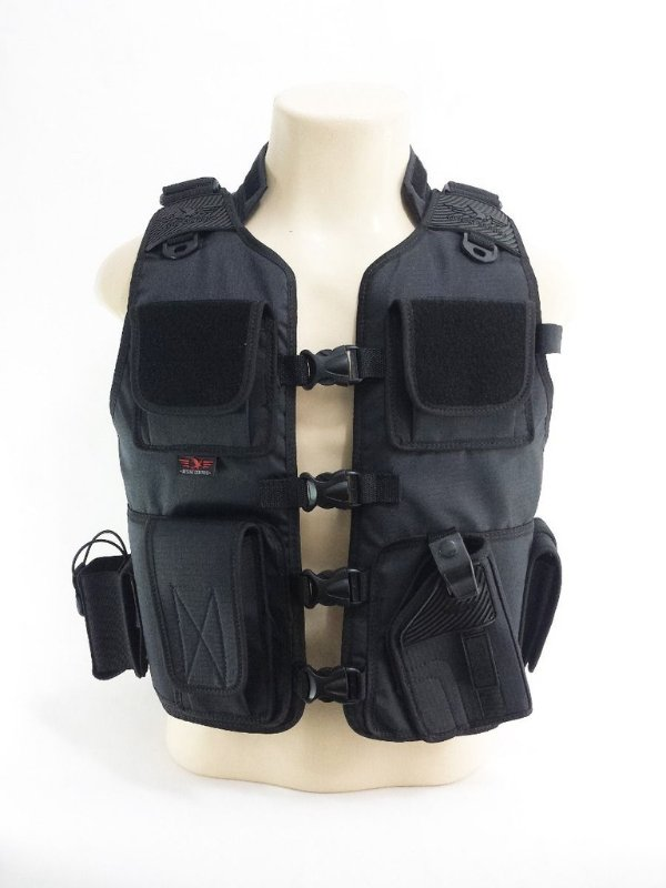 Colete Tático Modelo Assault SWAT